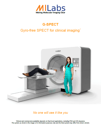G-SPECT brochure - MILabs