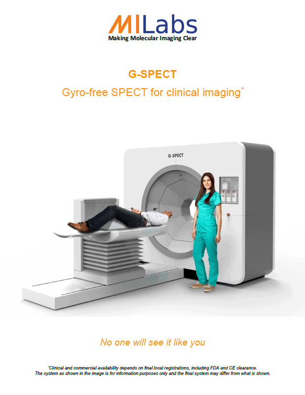 G-SPECT, clinical imaging