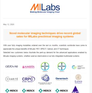 micro-PET, micro-SPECT, preclinical imaging, small animal imaging