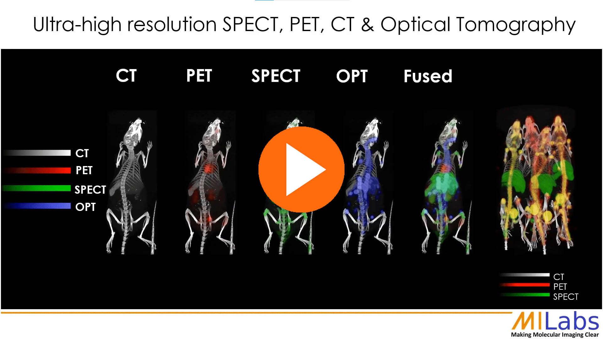 Ultra high resolution PET CT Optical Tomography