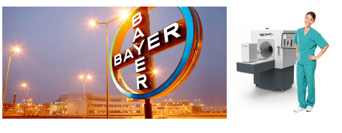 Bayer AS installs top-of-the-line MILabs VECTor